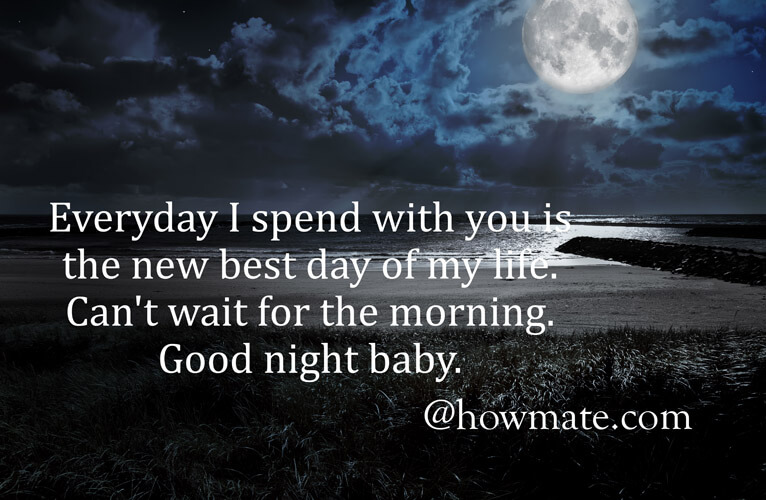 101+ Good Night Quotes With Wishes Images - Howmate