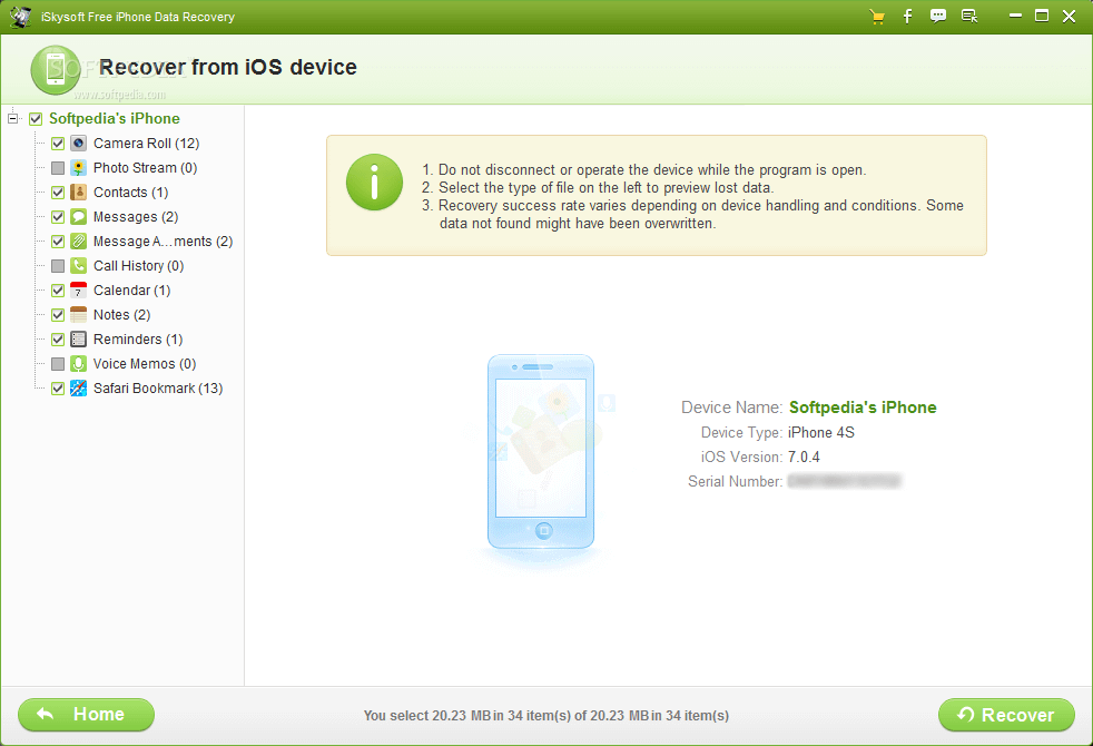 5 Best iPhone Data Recovery Software Reviews Free \u0026 Paid