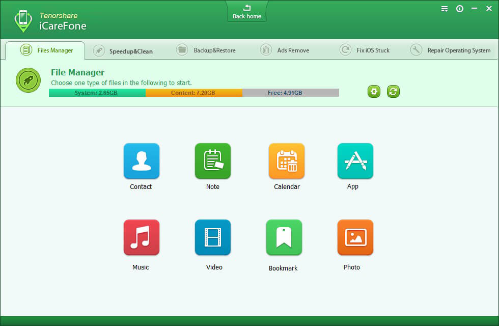 icatefone-file-manager