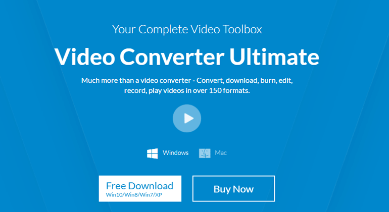 Wondershare Video Converter featured image